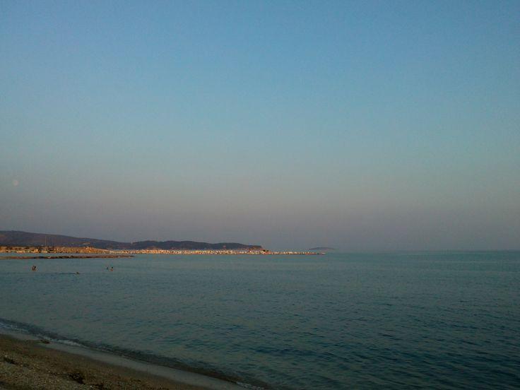 beach,limenaria