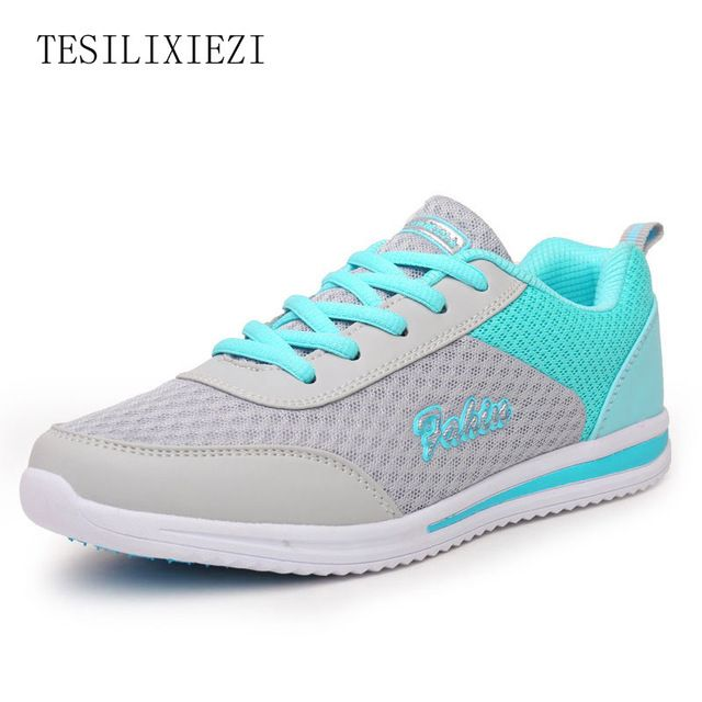 Cheap running shoes, Buy Quality women running shoes directly from China  women running Suppliers: Ship from RU Women Running Shoes Height Increasing  Sports ...