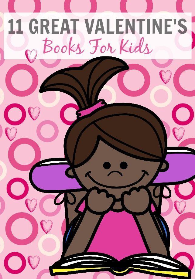 Valentine Books For Preschool And Kindergarten