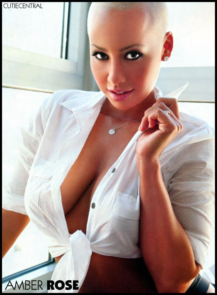 Amber Rose ...... She is an American model, recording artist, actress and socialite.