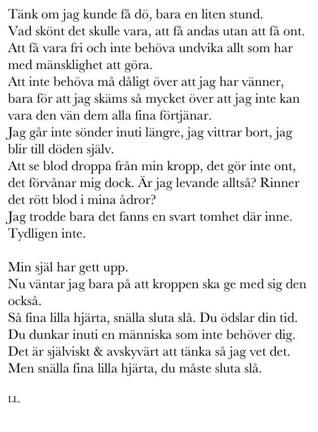 För att svenska är så jävla fint ändå