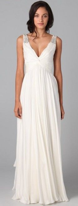 Beach Wedding Dress, for my beach vow renewal
