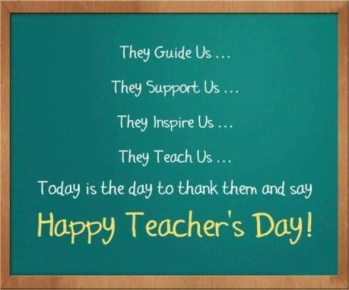 Teachers Day Quotes In English 3