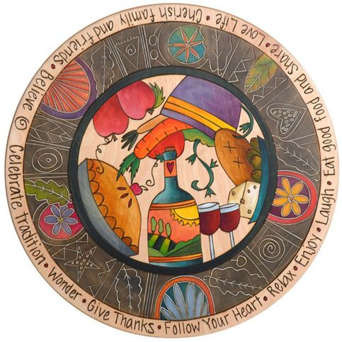 sticks lazy susan 112 free shipping sold by quirks of art shop more