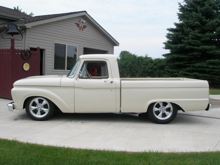 Nice Sixties Ford Truck