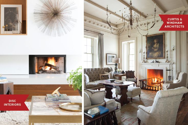 15 Ways To Design A Living Room With A Fireplace Paint