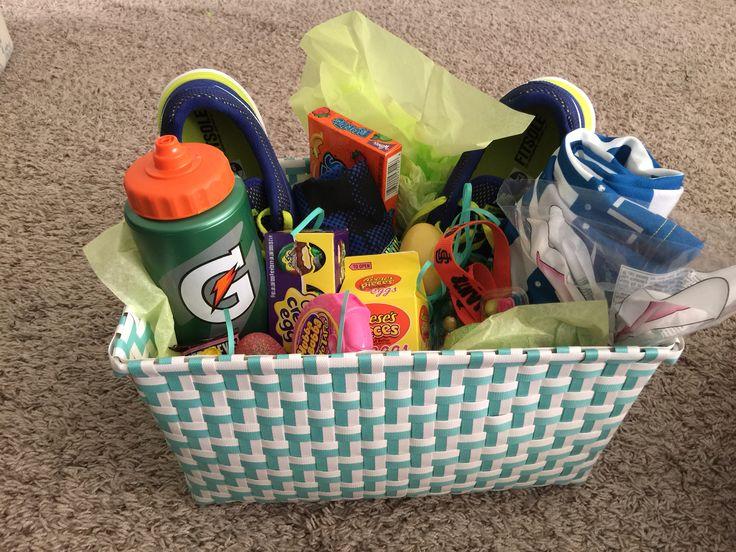 Easter Basket For Teen Boy Easter Pinterest Boys