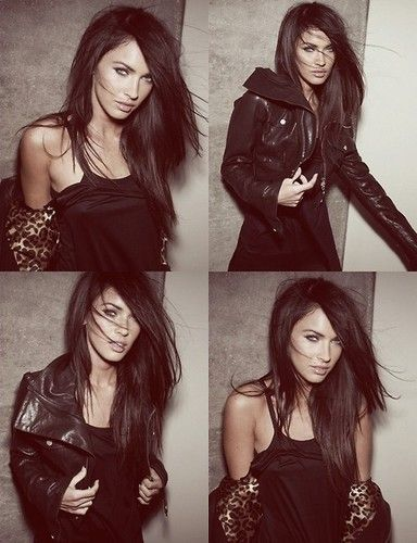 Megan Fox...look up some of her quotes, she is really quite the intellectual lady....(: not just a pretty face