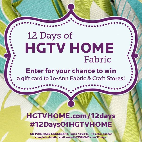 12 Best Images About Hgtv On Pinterest: 247 Best Images About HGTV Fabric @ Jo-Ann On Pinterest