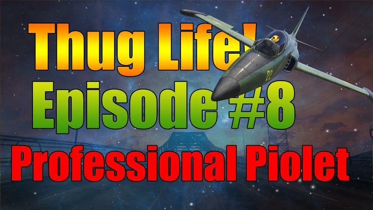 Thug Life! Episode #8 Professional Pilot #GrandTheftAutoV #GTAV #GTA5 #GrandTheftAuto #GTA #GTAOnline #GrandTheftAuto5 #PS4 #games