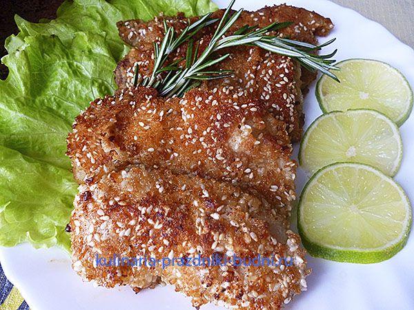 Жареная рыба в кляре рецепт