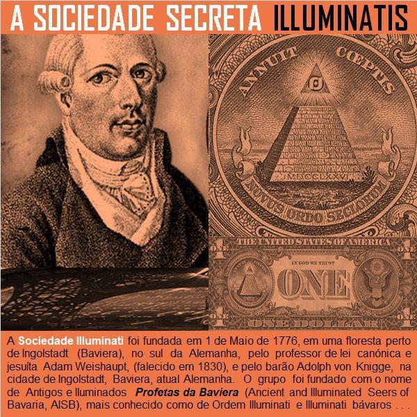 O Blog do JF: A história da Sociedade Secreta ILLuminati