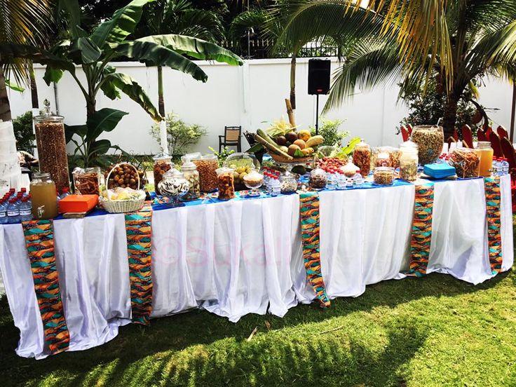 Bar à Traditions par @sukali.bzv à Brazzaville, CONGO. L'Afrique regorge de richesses  à nous de les sublimer!!! 😍❤️