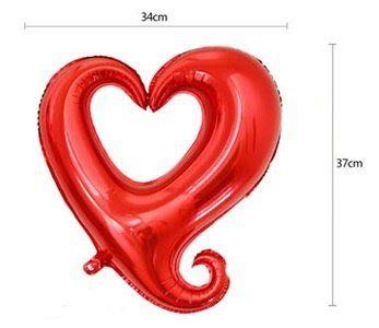 Amazon | HAPPY WEDDING! アルファベット & ハート アルミ バルーン セット 二次会 結婚式 (ピンク) | 風船・バルーン 通販