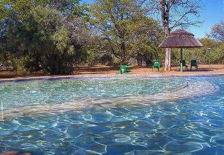 Orpen Rest Camp - Kruger National Park