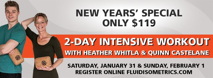 2-Day Intensive Workout with Heather Whitla and Quinn Castelane