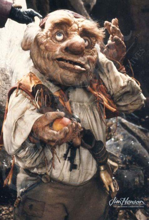 """Labyrinth"" (1986) | Jim Henson's Creature Shop ... Labyrinth 1986 Characters"