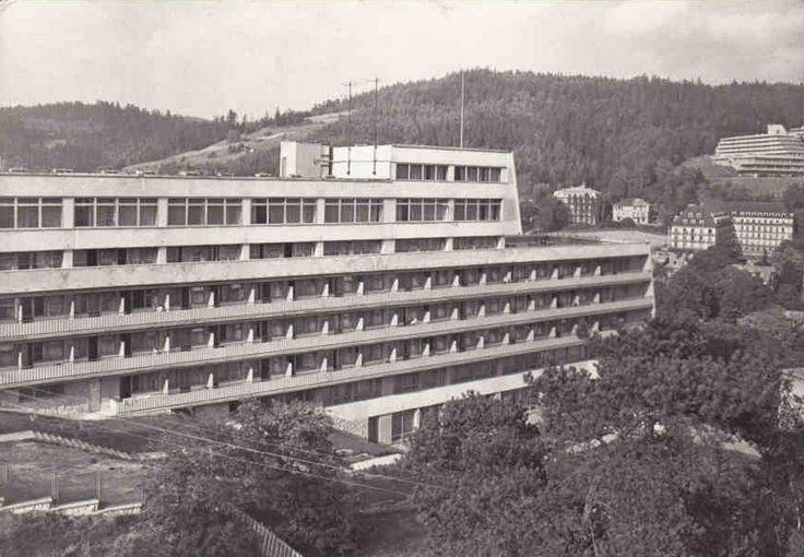 Dom Wypoczynkowy Walcownik, Krynica Zdrój, 1969