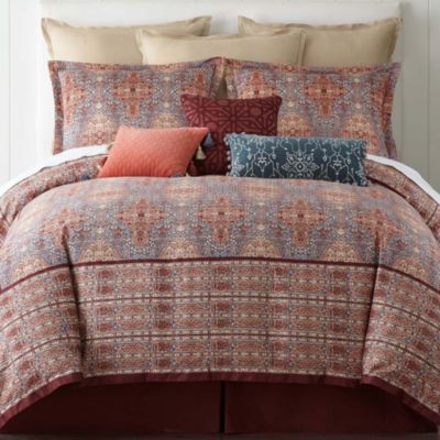 FREE SHIPPING AVAILABLE! Buy Linden Street Artisan 4-pc. Bohemian Comforter Set at JCPenney.com today and enjoy great savings. Available Online Only!