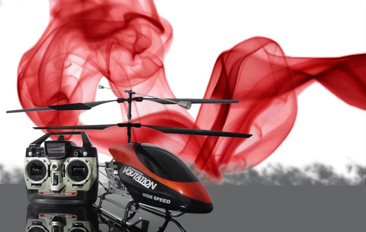 Helicóptero Orange Power 9053