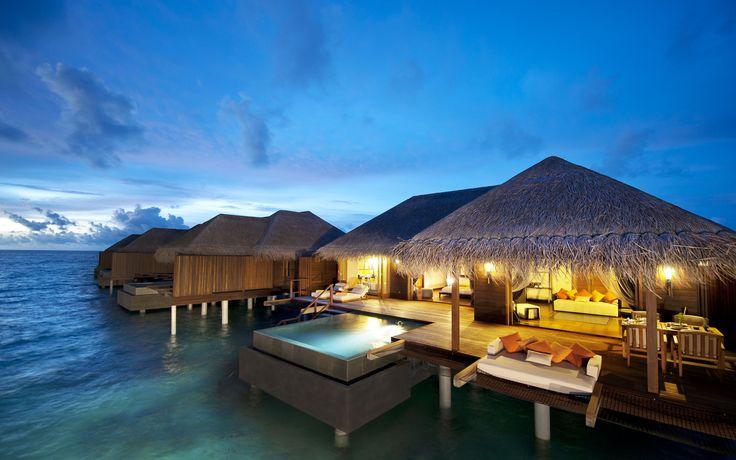Mejores 93 im genes de destinos de viaje en pinterest for Mejores resorts maldives
