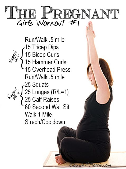 The Ultimate Guide to Pregnancy Fitness - To Insanity & Back