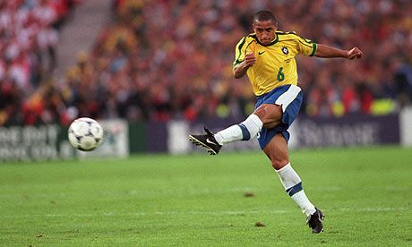 Roberto Carlos: Foot like a traction engine