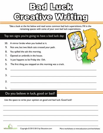 Teaching Creative Writing Research Paper Starter