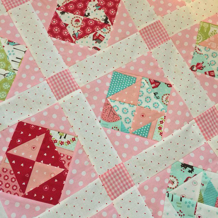 484 besten Quilt Blocks / Quilt Blöcke Bilder auf Pinterest ...