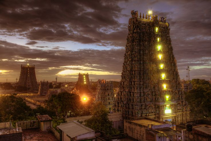 Sri Meenakshi Temple by Tashi Delek on 500px