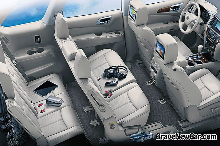 2015 nissan pathfinder interior come test drive one at - 2013 nissan pathfinder interior colors ...