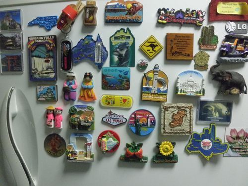 Pin By World Wide Gifts On Fridge Magnet Collections