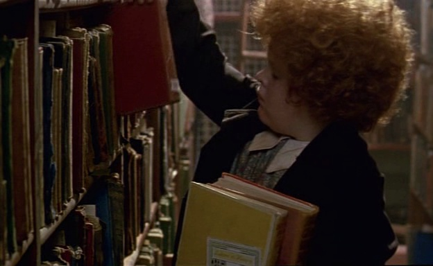 An Angel at My Table (1990) features a lonely girl, choosing books for her family that brightens up their existence.