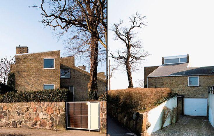 Jacobsen - Søholm terraced houses