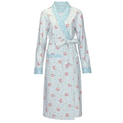 Notting Hill Rose & Spot Dressing Gown