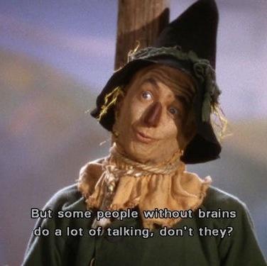 *THE SCARECROW ~ Wizard of Oz, 1939