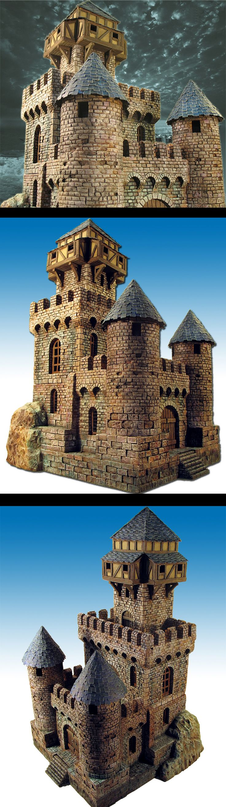 The Tower of Mistral