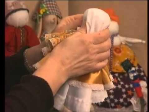 Славянские куклы обреги. Мотанки.