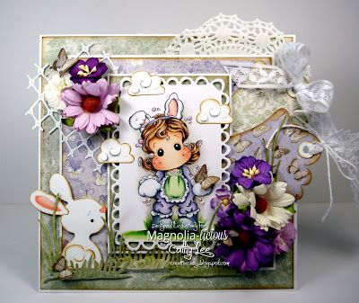 114 best images about Cards Magnolia Easter – Easter Stamps Card Making