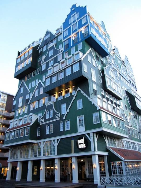 Netherlands Inntel Hotels