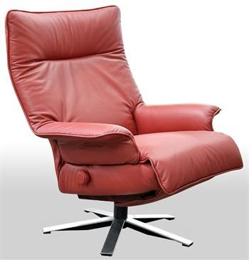 Superior Valentina Recliner Chair By Lafer Recliners Is An Ergonomic Swivel Recliner  Inspired By Fine Italian Furniture Designs. A Wide Luxury Leather Seat  Gives ...