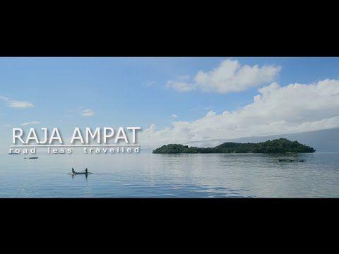 raja ampat - road less travelled - Beken.id