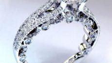 wedding rings for women princess cut cool