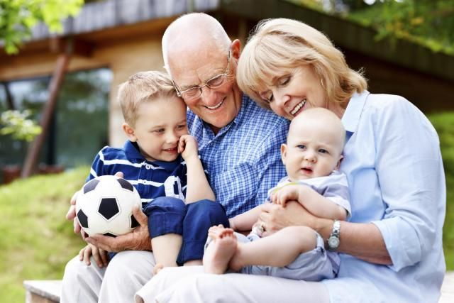 Lend a Hand With Your New Grandchild