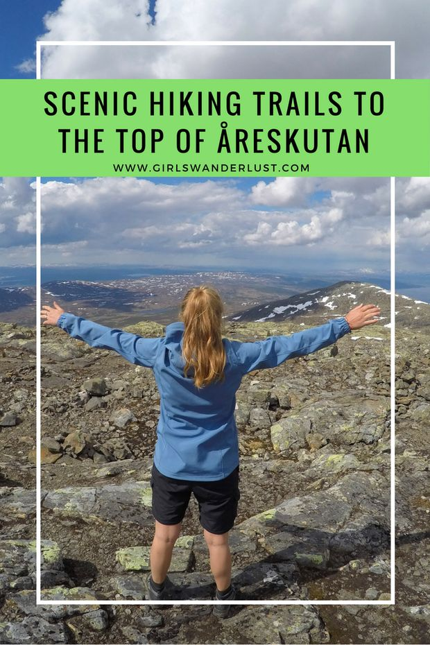 Unique scenic hiking trails to the top of areskutan, sweden. Sweden has an amazing and unique scenic hiking trails more than you can imagine. #girlswanderlust #wanderlust #travel #traveling #travelling #travel #travelblog #travelinspiration #inspiration #reizen #areskutan #sweden.png
