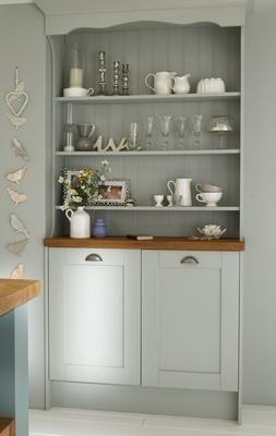 Bespoke Dresser howdens kitchens