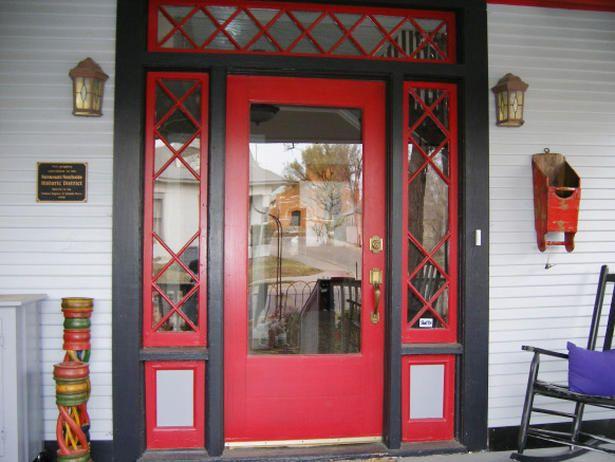 Captivating 12 Exterior Doors That Make A Statement