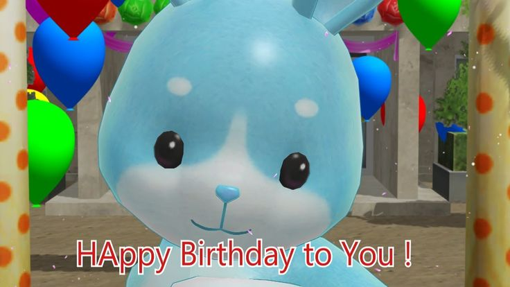 Happy Birthday |Nursery Rhymes for Kids | Baby Song |Kids Song | - YouTube