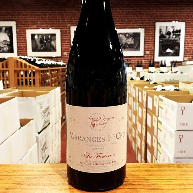 """2014 Maranges 1er Cru """"La Fussière"""" Jean-Claude Regnaudot et Fils - Kermit Lynch Wine Merchant"""