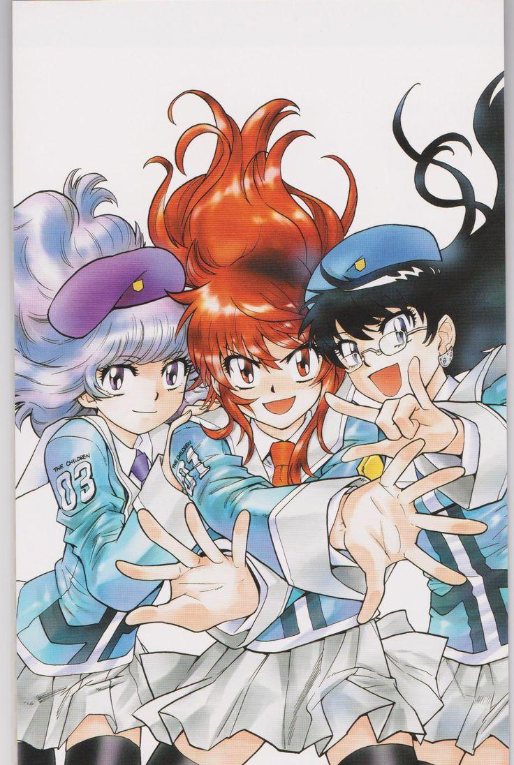 Zettai Karen Children, Akashi Kaoru, Aoi Nogami, Sannomiya Shiho